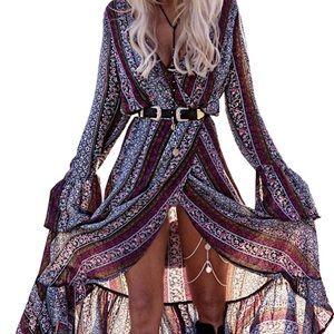 Dresses & Skirts - Summer boho dress similar to Spell & The Gypsy .